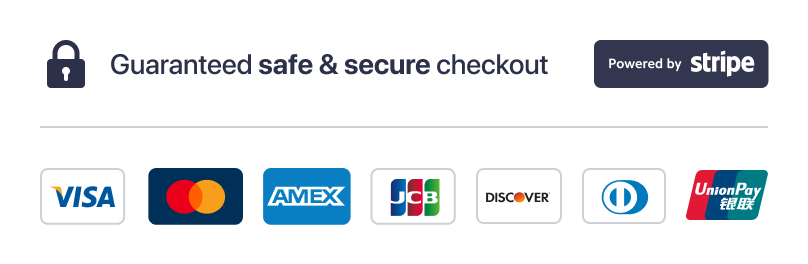 Payments with Paypal and credit card